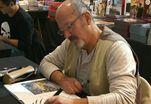 Бельгийский художник Бенуа Сокаль провел мастер-класс в Москве