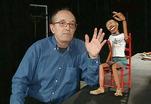 Испанский кукольник Жорди Бертран выступил в Москве