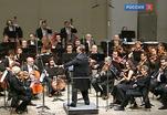 Игнат Солженицын встал за пульт Большого симфонического оркестра