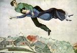 95 лет назад Марк Шагал завершил картину