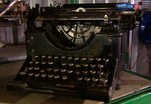 Печатные машинки. История вопроса