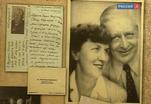 Российский фонд культуры даровал Дому русского зарубежья около 600 уникальных писем