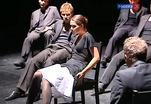 История взаимоотношений мужчины и женщины в спектакле Аллы Сигаловой