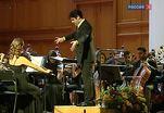 В столичной консерватории выступил Молодежный оркестр Армении