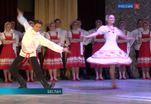 Ансамбль народного танца имени Игоря Моисеева выступил в Беслане