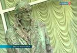 В Ханты-Мансийске открыли памятник Александру Абдулову