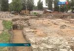 В Твери продолжаются раскопки Спасо-Преображенского собора