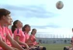 Испанские футболистки впечатлили своих поклонников