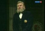 Виктор Коршунов принимает поздравления с 85-летием