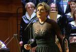 Мария Гулегина выступила с сольной программой в Москве