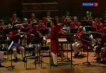 В Московской консерватории отмечают Новый год по-венски