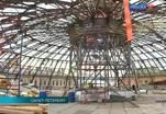 У Цирка на Фонтанке появится второй купол