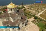 Морской крестный ход прошёл в Севастополе
