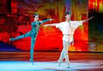 Екатерина Булгутова – Юрий Кудрявцев. Дуэт Данилы и Хозяйки Медной горы из балета