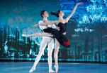 Анастасия Соболева – Виктор Лебедев. Па-де-де Одиллии и принца Зигфрида из балета