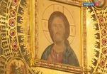 Патриарх Кирилл совершил литургию в храме Бориса и Глеба в Дегунине