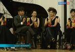 Уникальный оркестр матрёминов выступил в Санкт-Петербурге