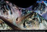 На Марсе обнаружена соленая вода