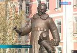 В Воронеже открыли первый в мире памятник Самуилу Маршаку