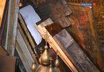 В Иванове сгорела деревянная Успенская церковь