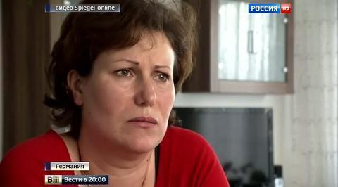 Мать девочки Лизы дала первое интервью