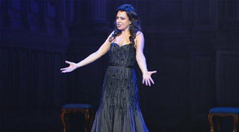 Ирина Лунгу стала второй в рейтинге наиболее востребованных сопрано мира
