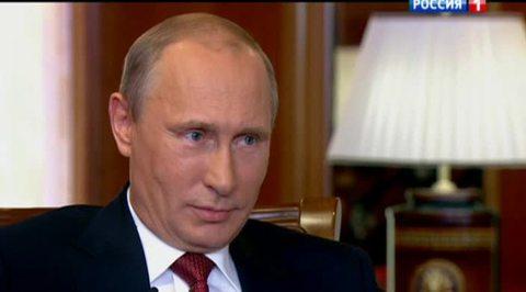 Путин рассказал