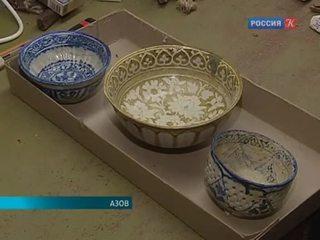 Коллекция Азовского музея-заповедника пополнилась уникальными экспонатами