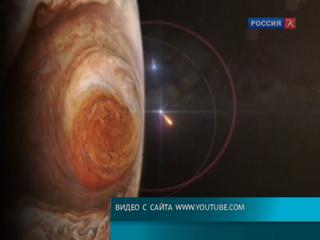 Американский зонд Juno приступил к исследованию Юпитера