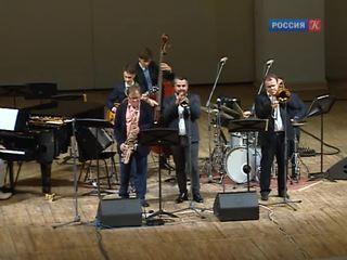 Оркестр Игоря Бутмана выступил на Летнем джазовом фестивале в Москве