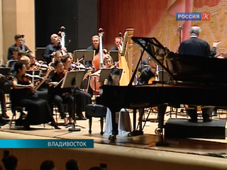 Гергиев знакомит публику с молодыми талантами в преддвери фестиваля