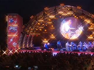 Фестиваль Koktebel Jazz Party проходит на побережье Черного моря