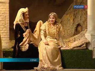 В Сочи завершился Международный оперный фестиваль имени Галины Вишневской