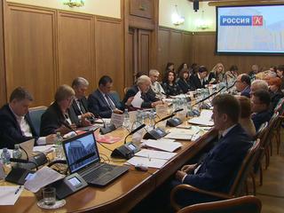 О повышении престижа профессии библиотекаря говорили на встрече при участии Мединского