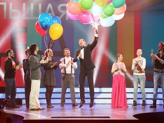 Дань памяти Галине Вишневской и сюрприз для Жагарса - в четвертом выпуске