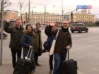 Деятели культуры Великобритании и России отправляются в путешествие по Транссибу