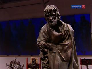 В Музее русской иконы представлены скульптуры Алексея Благовестнова