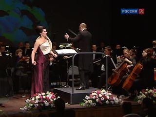 Ученики Центра оперного пения дали концерт в честь Галины Вишневской