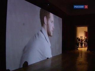 В усадьбе Голицыных проходит выставка