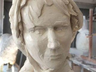 Макет первого памятника Джейн Остин представили в Великобритании