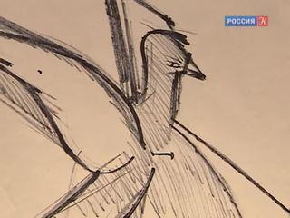 Выставка работ Эдуарда Штейнберга представлена в Музее современного искусства