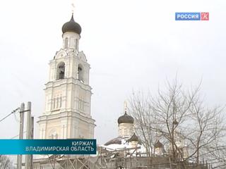 Монастырь Благовещения Пресвятой Богородицы в Киржаче оказался в блокаде торговых рядов