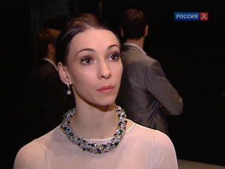 Ведущая солистка Большого театра Ольга Смирнова удостоена Премии Леонида Мясина