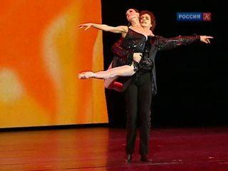 Лучшие артисты балета встретились в проекте Kremlin Gala