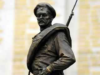 В Саранске появился памятник героям Первой мировой
