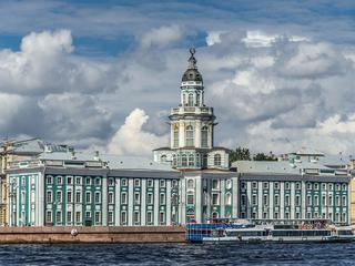 Петербургская Кунсткамера отмечает 300-летний юбилей