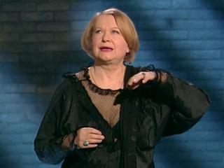 Валентина Талызина отметила юбилей на сцене