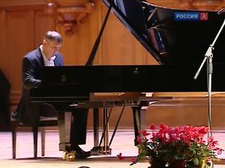 За роялем - Борис Березовский