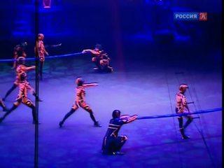 Российские цирковые артисты привезли из Испании