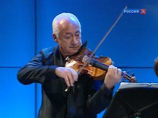 Владимир Спиваков и Николай Луганский представили программу